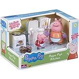 TM Toys Peppa Pig Playset Cucina, 06148