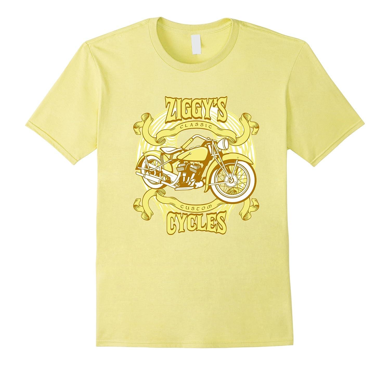 Built In The Fifties Tshirt Unisex Birthday Biker Bikes Anniversary