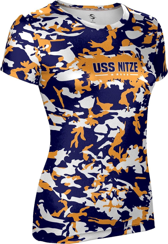 ProSphere Women's USS Nitze Military Camo Tech Tee