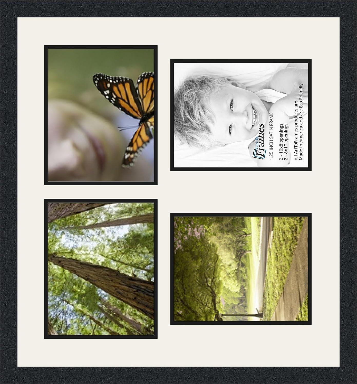 Amazon.de: arttoframes Alphabet Fotografie Bild Rahmen mit 4-8 x 10 ...
