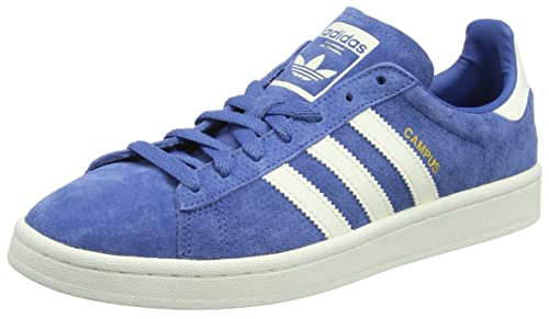 new product 0d5dd 76c98 adidas Campus, Sneaker Uomo, Blu (Trace Royal S18 Off White Chalkwhite