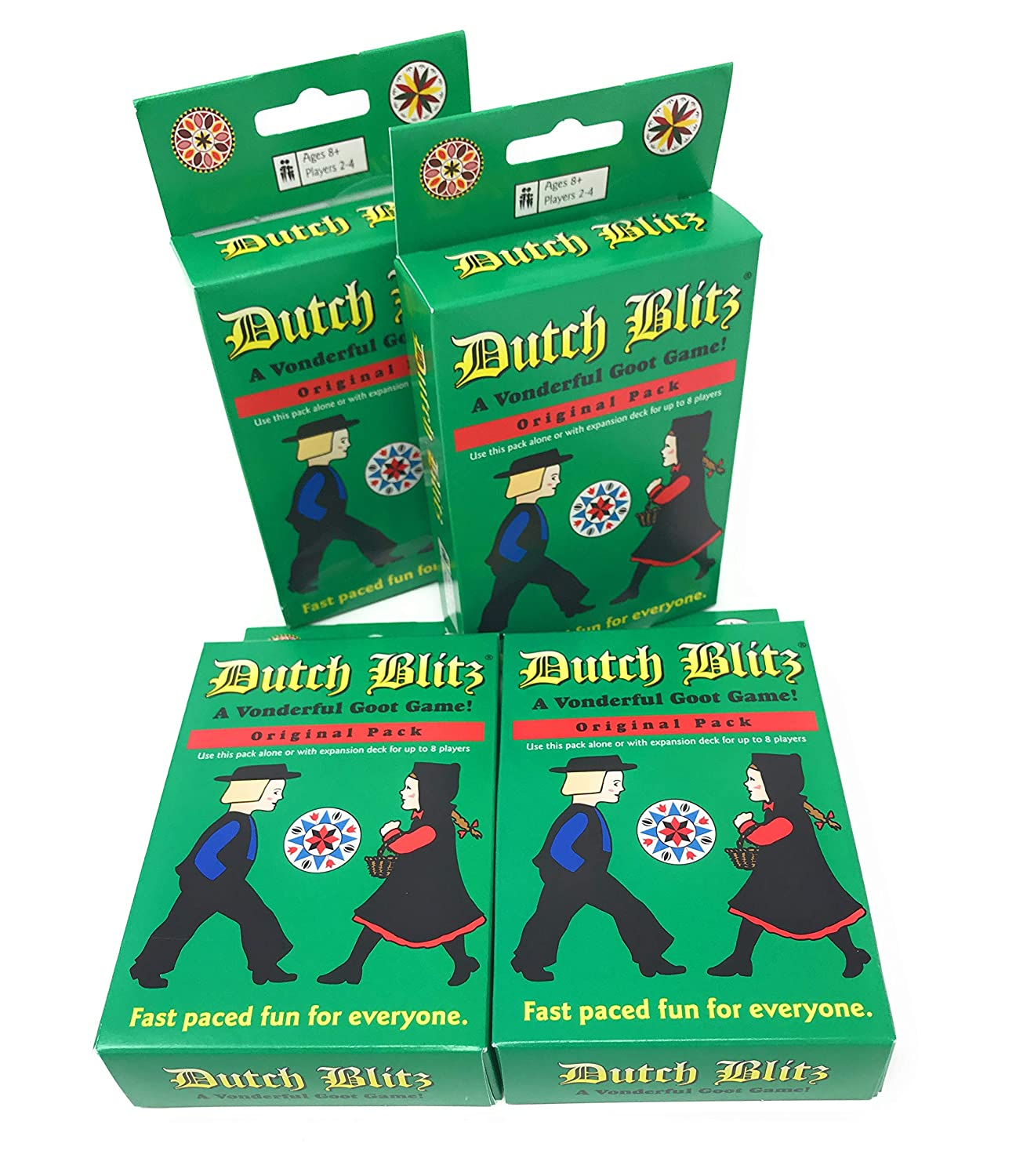 Dutch Blitz Original Game
