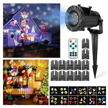 1a44efe0f33 LED Proyector Luces de Navidad