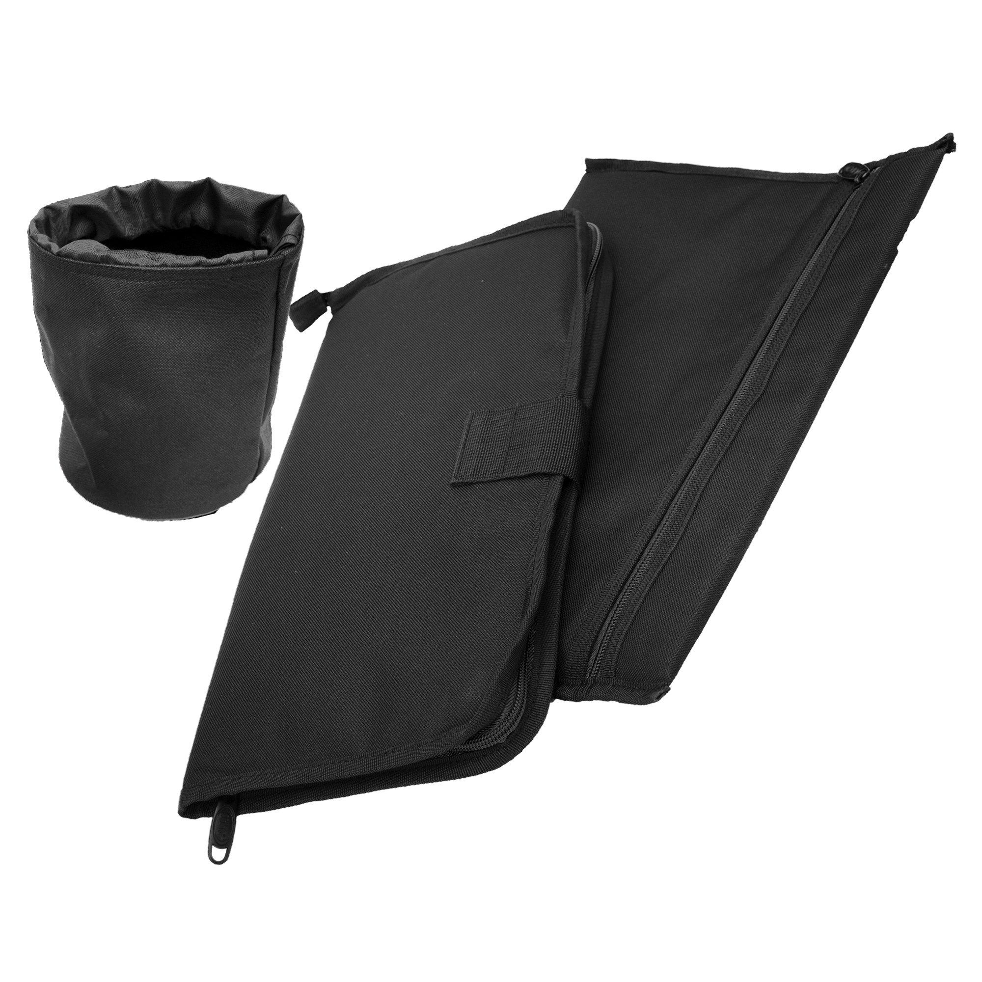 UTG All in One Range/Utility Go Bag, Black, 21'' x 10'' x 9'' by UTG (Image #14)