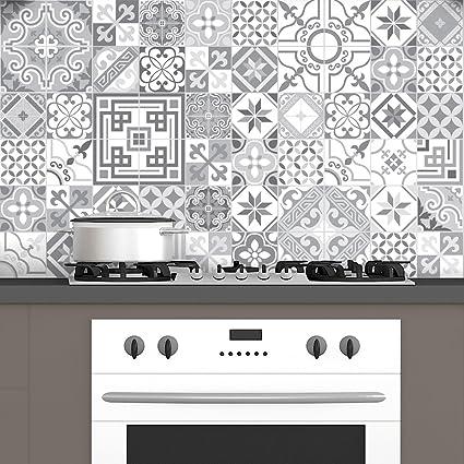 60 adesivi adesivi piastrelle | Adesivo Piastrelle - Mosaico ...