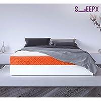 SleepX Brill PU Foam Mattress