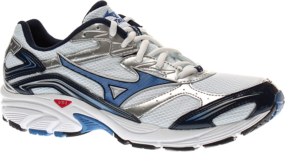 Mizuno Crusader 6 - Zapatillas de Running, Color Blanco, Talla 45 EU: Amazon.es: Zapatos y complementos