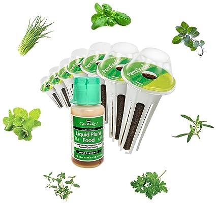 Charming AeroGarden Italian Herb Seed Pod Kit (7 Pod)