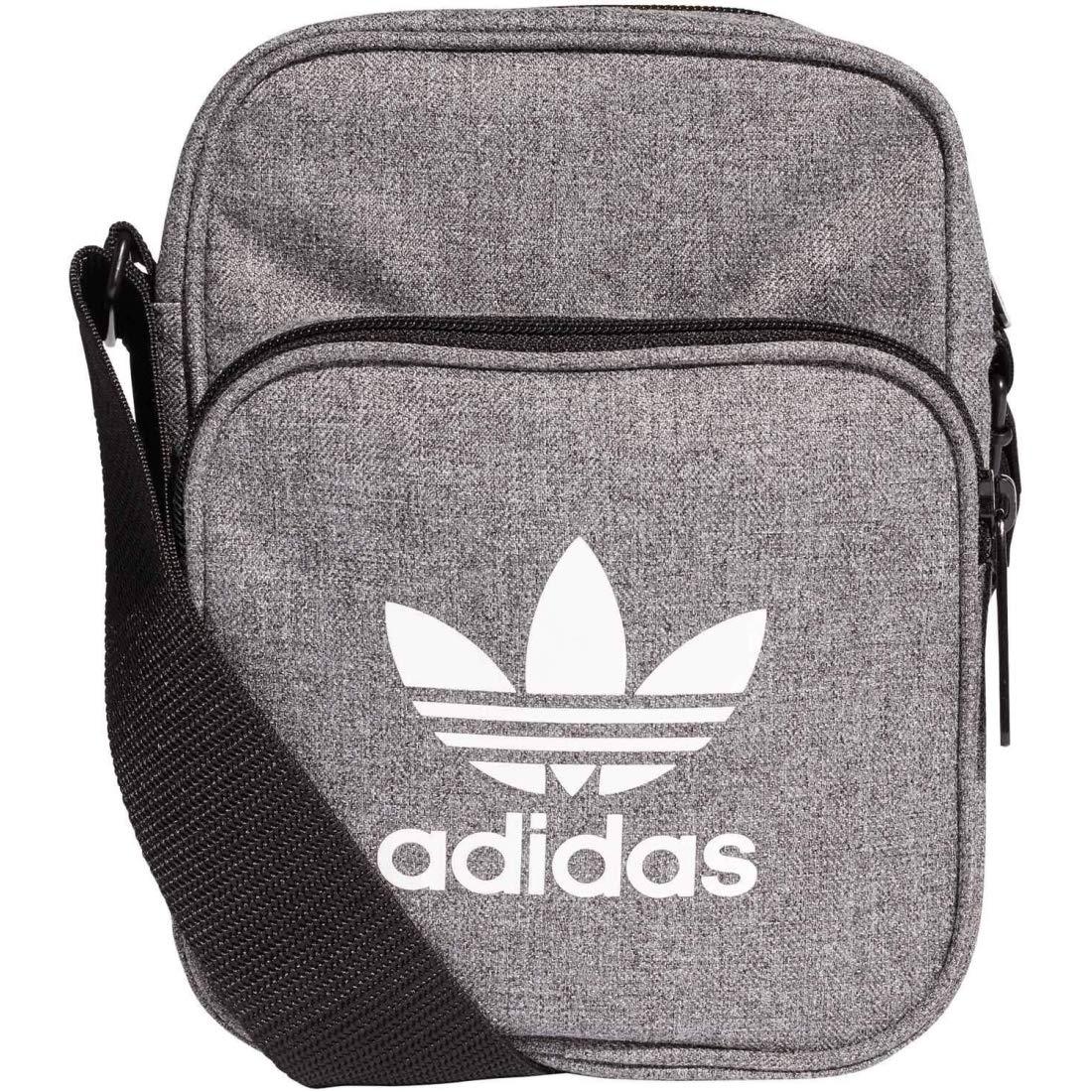adidas Originals MINI BAG CASUAL Kleine Taschen herren Black/White Geldtasche/Handtasche One Size ADIEY #adidas D98927