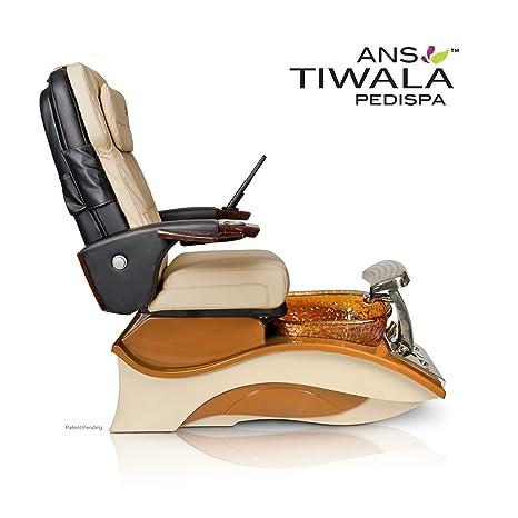 Amazon.com: tiwala Pedicura Spa con ht-245 silla de masaje ...