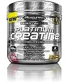 MuscleTech Platinum Ultra-Pure Micronized Creatine Powder, 0.88 Pound
