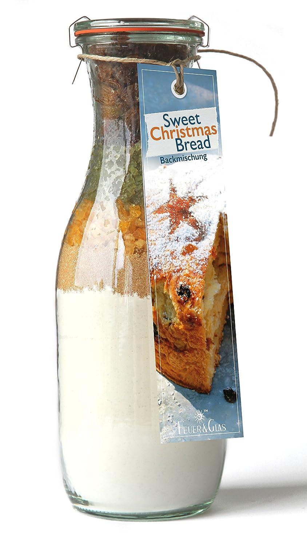 Backmischung im Weckglas für süßes Weihnachtsbrot- Raffinierte ...