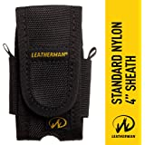 "Leatherman - Standard Nylon Sheath with Pockets, Fits 4"" Tools - Black"