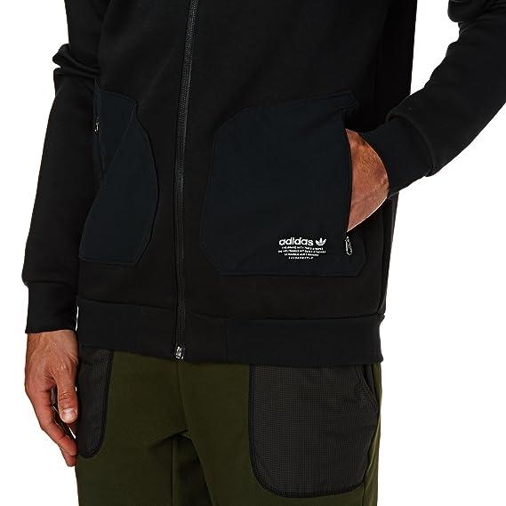 adidas Damen NMD Fz U Sweatshirt: : Bekleidung