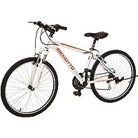 Benotto XC-4000 R26 21V - Bicicleta de Aluminio, Sunrace Frenos V