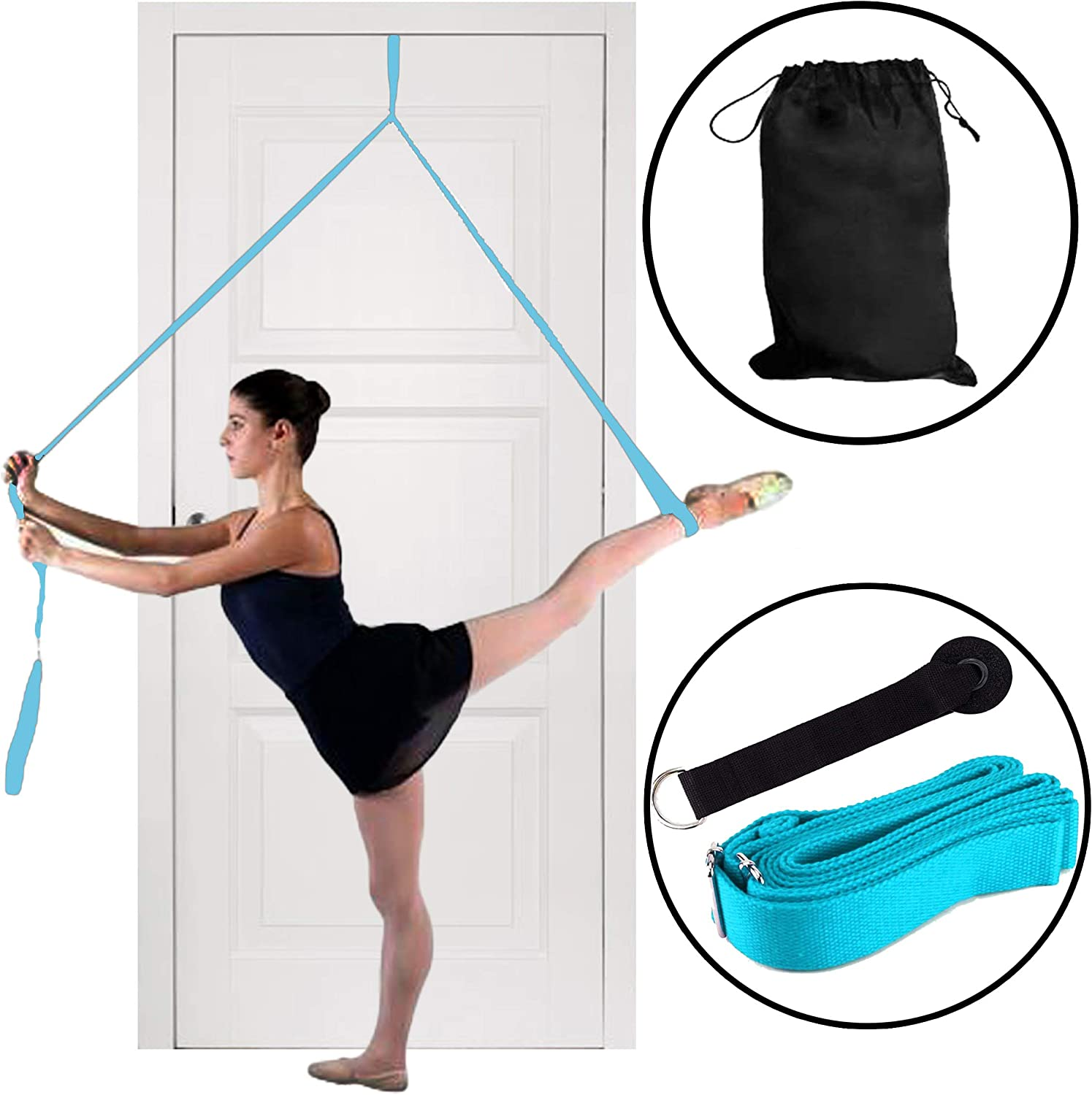 Amazon coupon code for Leg Stretcher-Improve Leg Stretching Door