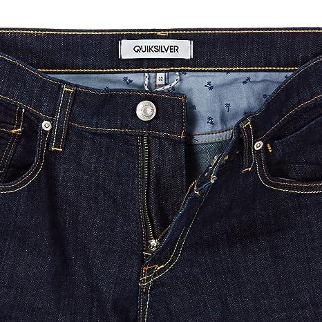 Quiksilver - Pantalones vaqueros - Quiksilver Sequel Rinse ...