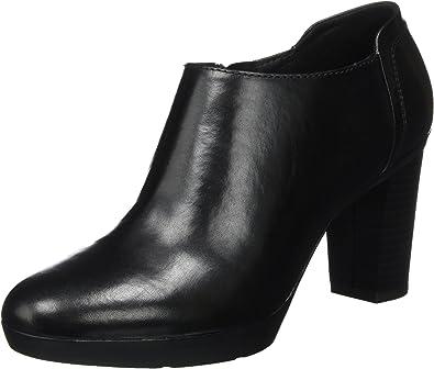 Geox D Inspiration Platea, Zapatos de Tacón para Mujer