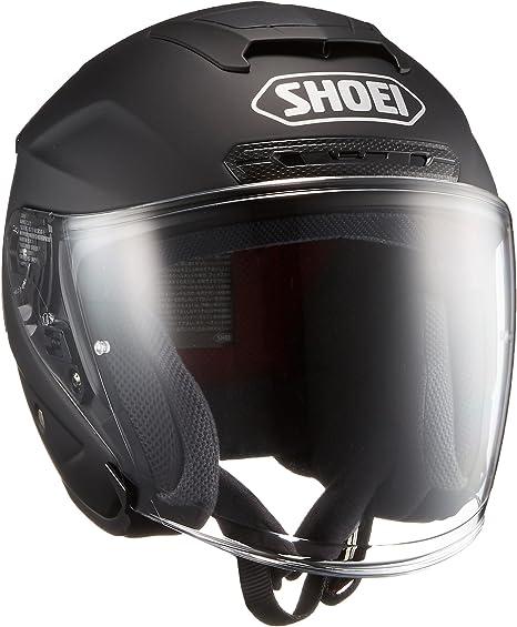 59cm Brown Matte Half Jet Helmet L