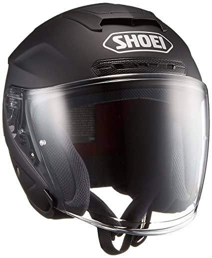 c3fac5f3 Amazon.com: Shoei J-Force IV (55cm(21 5/8in)-S, Matt Black): Automotive