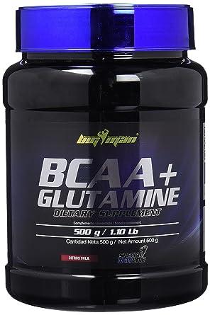 BigMan BCAA + Glutamina 500 gr Citrus Cola