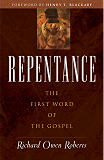 new testament book that does not contain the word repent
