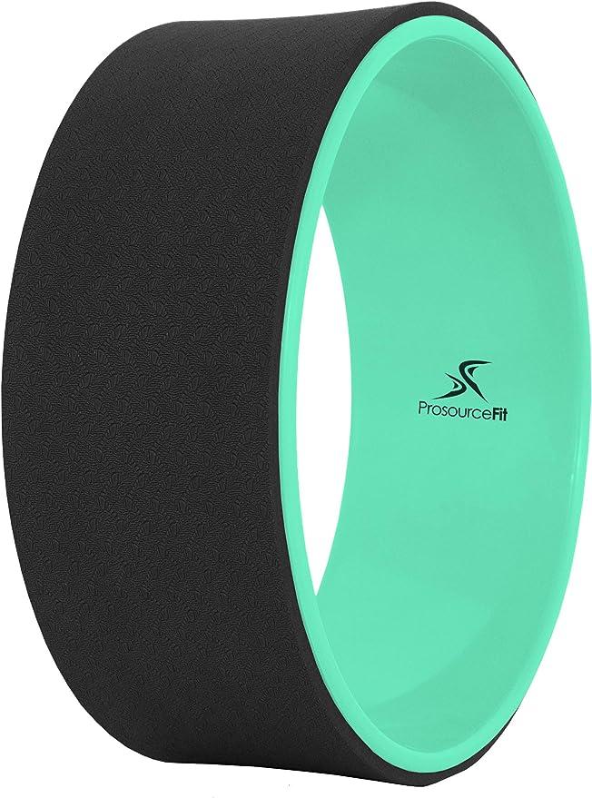 wersdf Yoga Balance Wheel Pilates Wheel Yoga Wheel for Stretching Flexibility Aid Yoga Wheel Pilates Exercises Wheel Yoga Stretching Wheel Non Slip