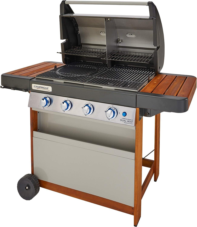 Basics Housse pour Barbecue /à gaz XL Noir 182.88 x 57.15 x 116.84 cm