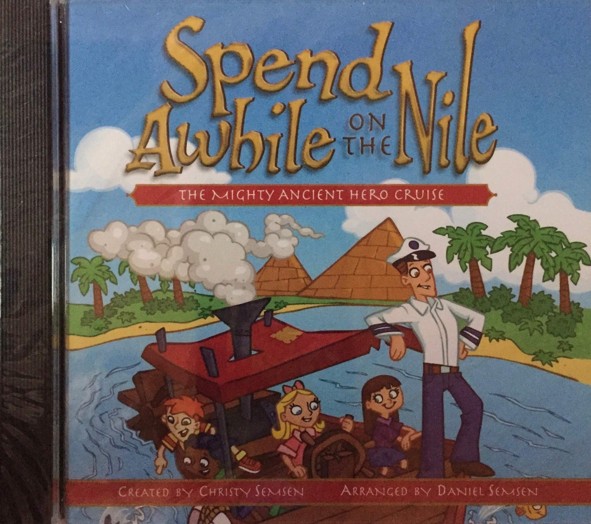 Spend Awhile on the Nile pdf epub