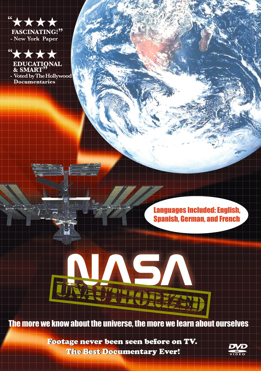 Amazon com: Nasa Unauthorized: Documentation: Movies & TV