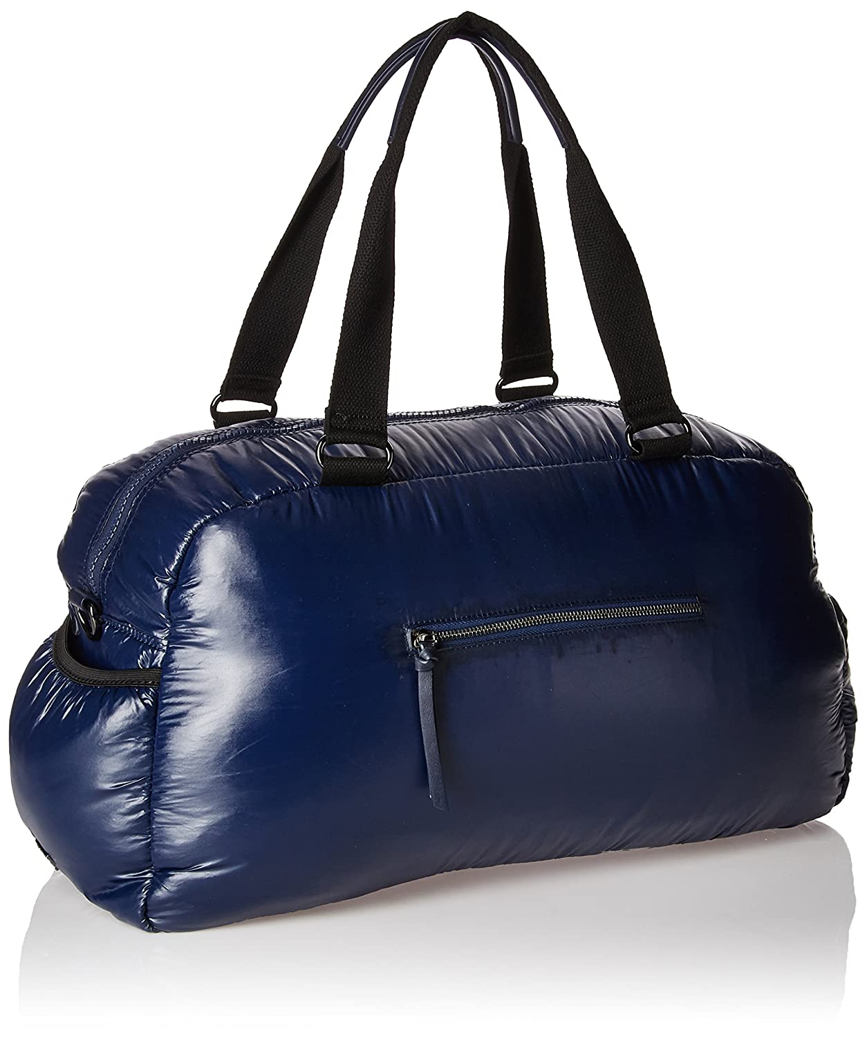 Sol and Selene Womens Walk This Way Duffel Bag Midnight Blue One Size