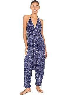 553eae4a1331 Amazon.com  likemary Harem Jumpsuit and Hareem Pants Convertible 2 ...