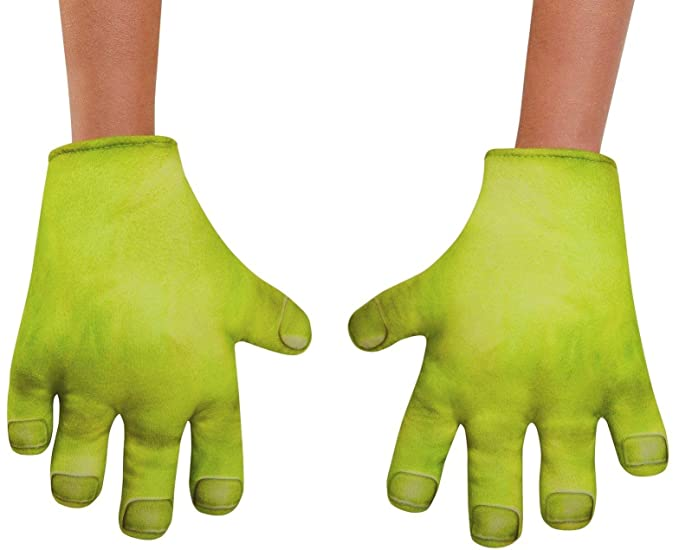 c6fd6d10276 Amazon.com  Disguise Shrek Hands Soft Accessory Costume  Toys   Games
