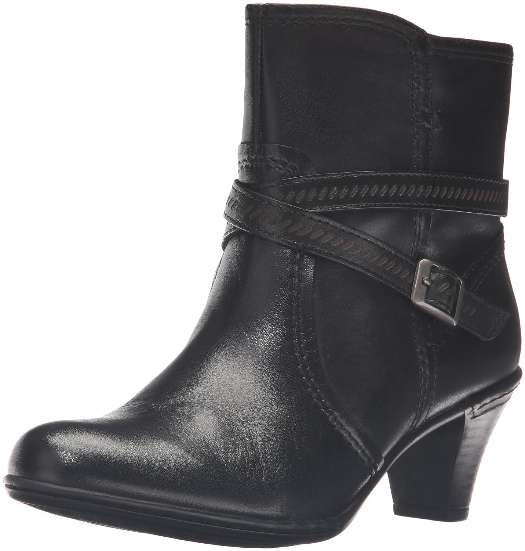 Rockport Women's Cobb Hill Missy Boot B01AK67NRQ 6 B(M) US|Black