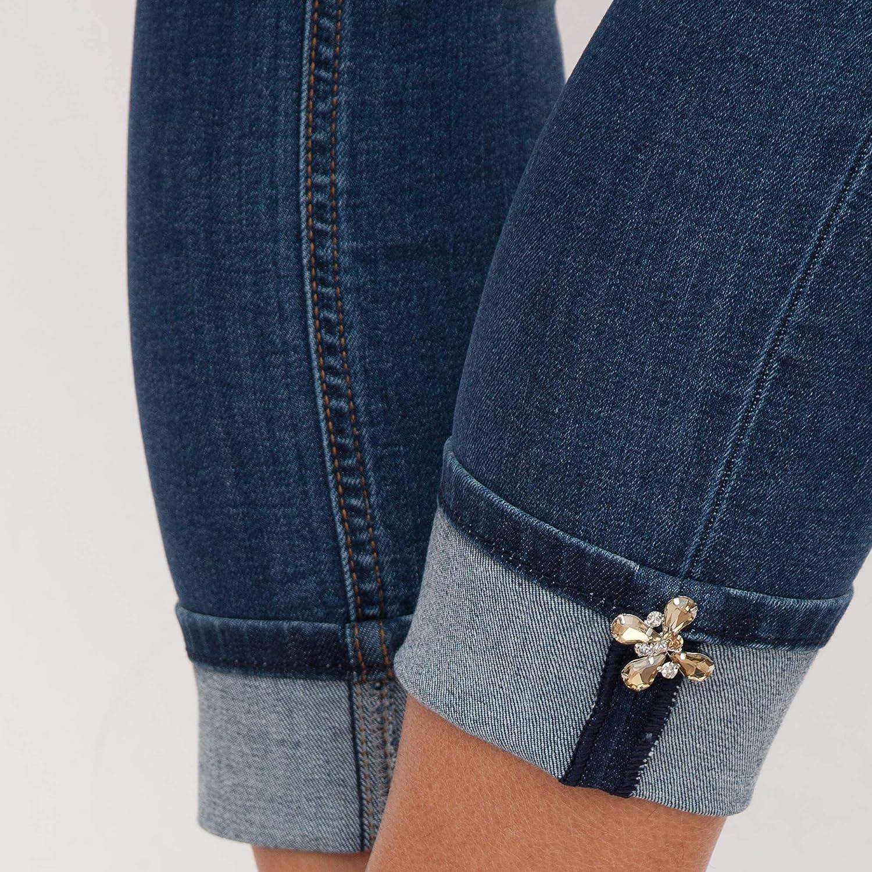 Liu Jo U68018D4186 Pantalones Vaqueros Mujer Pantalones ...