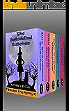 Twistchapel Witch Cozy Mystery Box Set: Books 1-4 plus Christmas Short