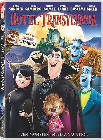 Hotel Transylvania [Italia] [DVD]