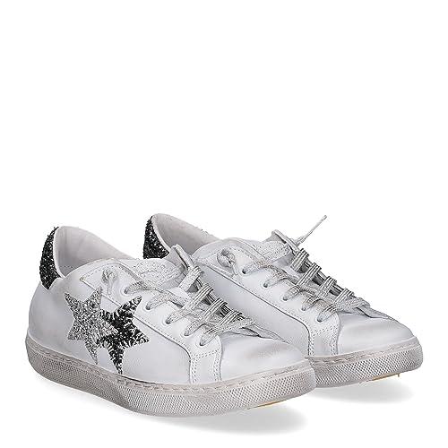 4a38e22ce8 2Star Bianco Silver