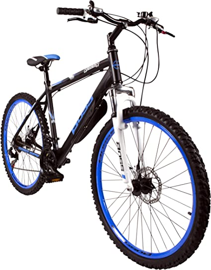 Boss Reactor - Bicicleta de montaña para Hombre, Talla M (165-172 cm), Color Azul: Amazon.es: Deportes y aire libre