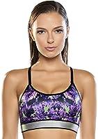 Haby Women's Sport Bra Wirefree Adjustable Straps