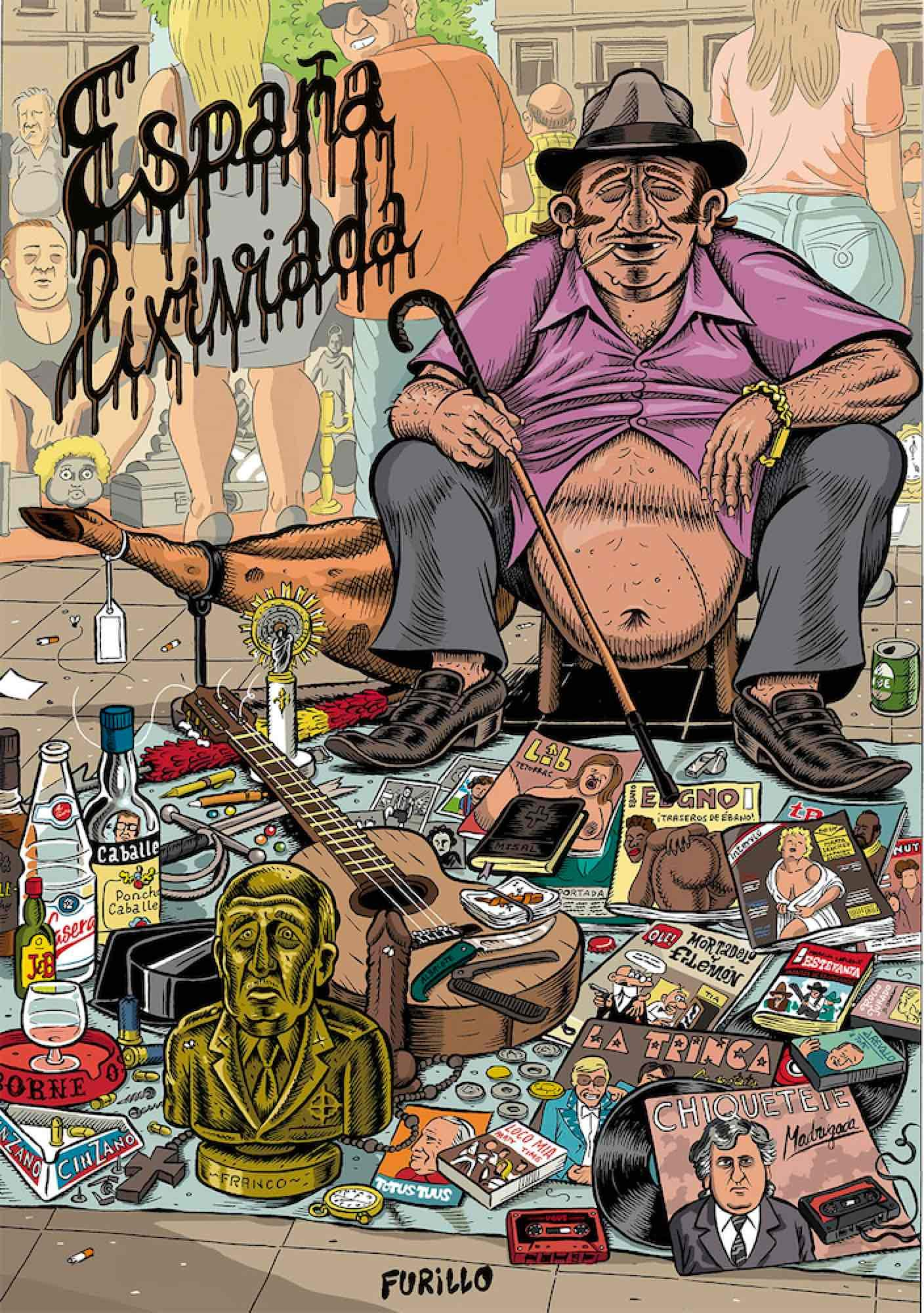 España Lixiviada: Amazon.es: Furillo: Libros