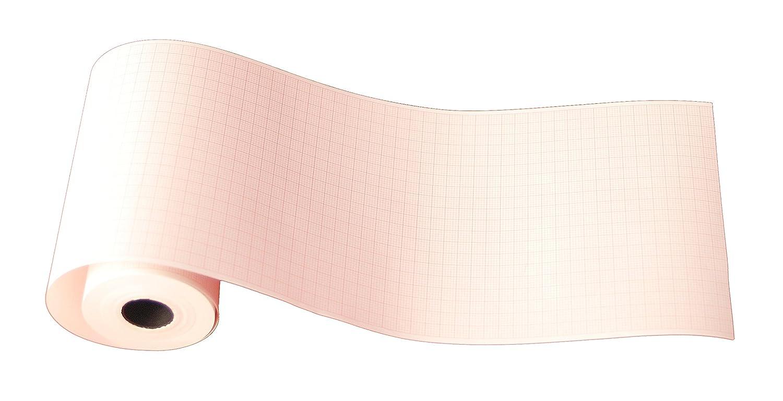 tecnocarta ri3710502116e Kit 3 rouleaux de papier thermique pour eCG compatibles avec corpuls 3 (105 mm x 21 m), 5 piè ces 5pièces La Tecnocarta