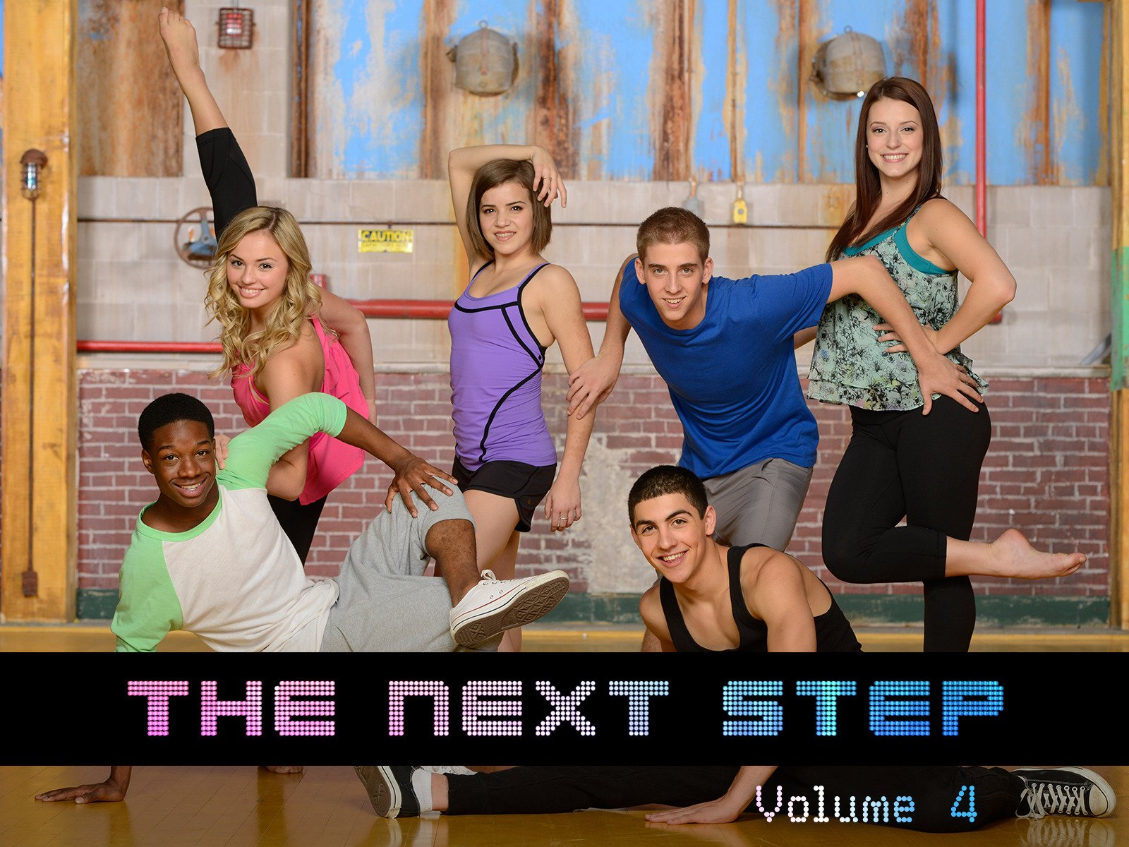 Watch The Next Step Vol 4 Prime Video