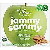 Plum Organics Kids Jammy Sammy - Apple Cinnamon & Oatmeal - 5.15 oz.