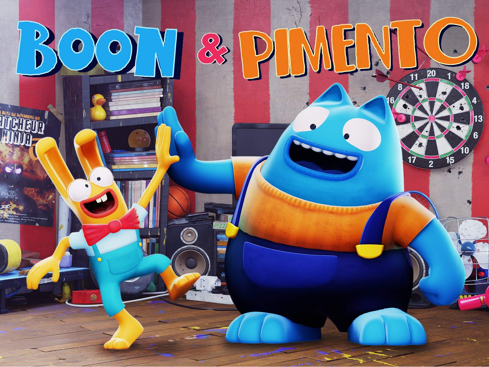 Boon & Pimento on Amazon Prime Video UK