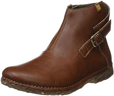 4f039264cb8 El Naturalista Women's N5460t Vegan Cuero/Angkor Ankle Boots: Amazon ...