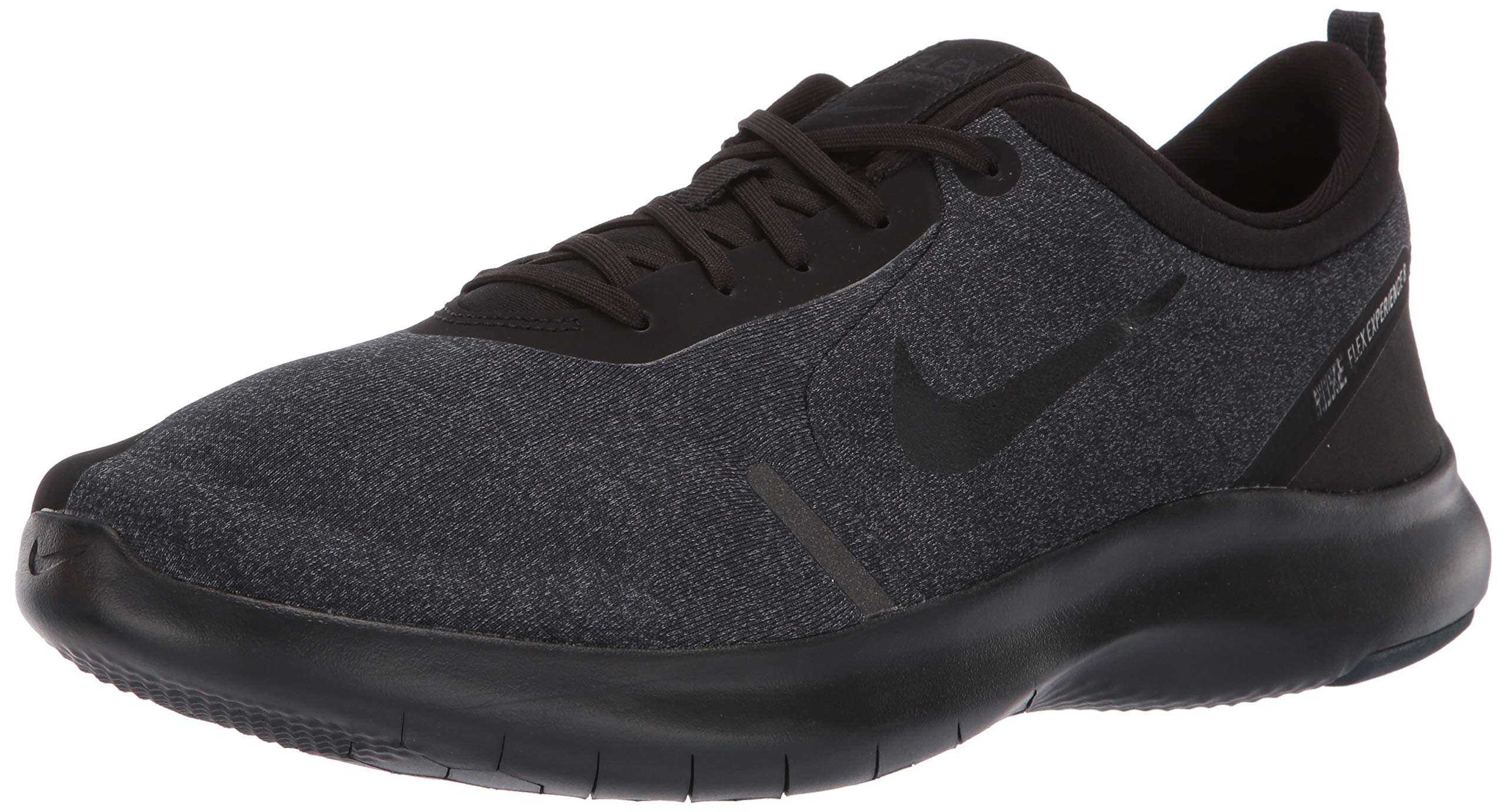 Nike Men's Flex Experience Run 8 Shoe, Black-Anthracite-Dark Grey, 7 4E US