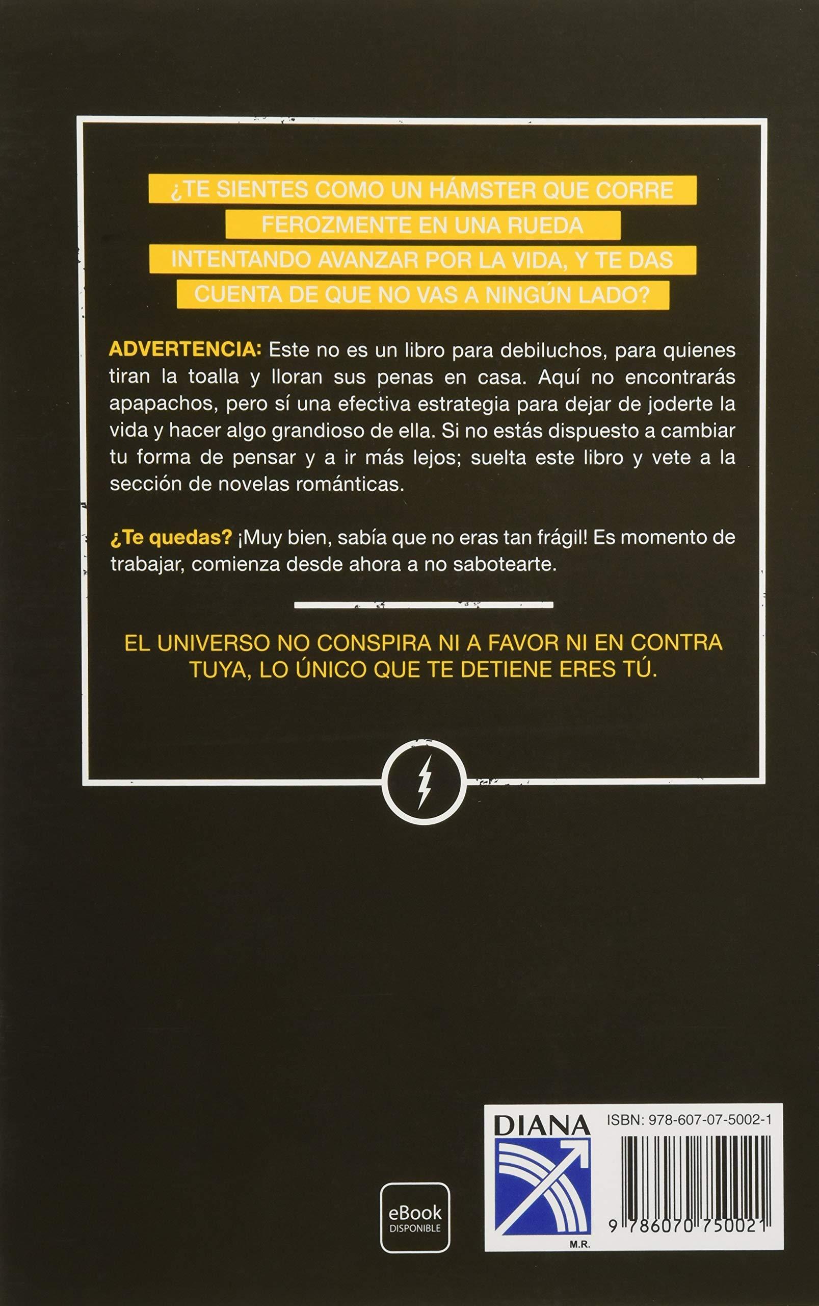 ¡Deja de chingarte! (Spanish Edition): Gary John Bishop: 9786070750021: Amazon.com: Books