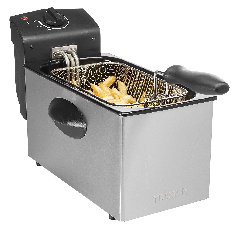 Freidora Tristar FR Deep Fryer – Capacidad de litros – Potencia de