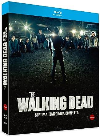 Temporada 7 edición Blu-Ray. 81vIVOWwBJL._SY445_